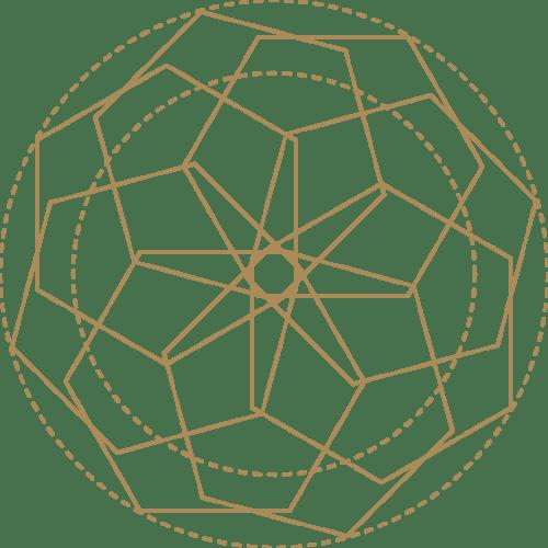 Hellig geometri for numerologisk rådgivning
